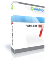 VisioForge – Video Edit SDK Standard- One Developer Sale