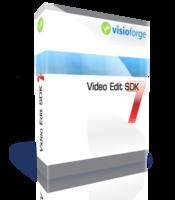 VisioForge – Video Edit SDK Standard- One Developer Sale