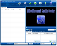 Video Watermark Subtitle Creator – Video Watermark Subtitle Creator Standard Edition Coupons