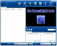Video Watermark Subtitle Creator – Video Watermark Subtitle Creator Standard Edition Coupons