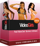 Exclusive VideoGirls BiZ Turnkey PPV Video Chat Script Monthly Rental Coupon Discount