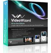 25% OFF VideoWizard – All-in-One DVD & Video Converter Coupon Code