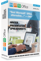 WPS Office 2016 Business Edition Annual Coupon