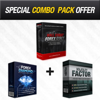 WallStreet Forex Robot + Forex Diamond EA + Volatility Factor EA – Exclusive 15 Off Discount