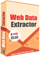 LantechSoft Web Data Extractor Coupon