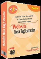 15 Percent – Website Meta Tag Extractor