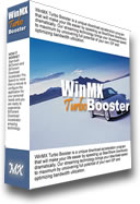 WinMX Turbo Booster Coupon – 35%