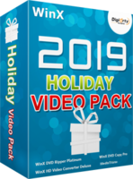 Secret WinX 2019 Holiday Special Pack  Discount