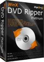 WinX DVD Ripper Platinum Coupon