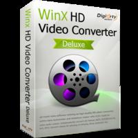 WinX HD Video Converter Deluxe Coupon