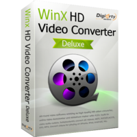 WinX HD Video Converter Deluxe Coupon