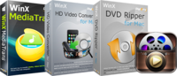 Digiarty Software Inc. – WinX Media Management Bundle Coupon Code