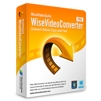 40% Off Wise Video Converter Pro Coupon