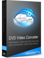 WonderFox DVD Video Converter – Life-Time License Coupons