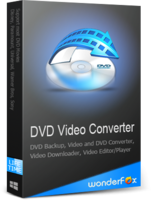 WonderFox DVD Video Converter – Life-Time License – Exclusive Coupons