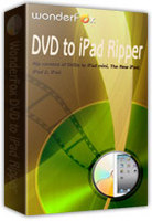 WonderFox DVD to iPad Ripper Coupon