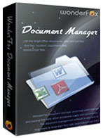 WonderFox Document Manager Coupon 50% Off