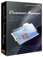 WonderFox Document Manager – 15% Sale