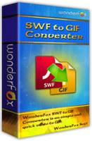 WonderFox SWF to GIF Converter Coupon