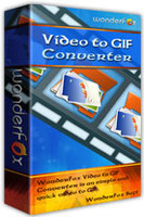WonderFox Video to GIF Converter – 15% Off