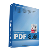 Exclusive Wonderfulshare PDF Split Pro Coupon Code