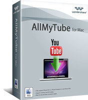 Wondershare AllMyTube for Mac Coupon