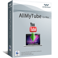 Wondershare AllMyTube for Mac Coupon – 30%