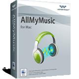 Wondershare Allmymusic for Mac Coupons