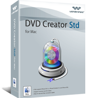5% Wondershare DVD Creator Std for Mac Coupon Code