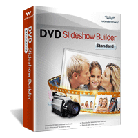 5% Off Wondershare DVD Slideshow Builder Standard for Windows Coupon Code