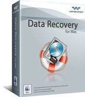 Wondershare Data Recovery for Mac Coupon