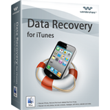 Wondershare Data Recovery for itunes Coupon