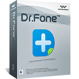 Exclusive Wondershare Dr.Fone for Android (Mac) Coupon Code
