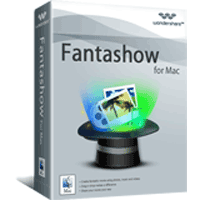 5% OFF Wondershare Fantashow for Mac Coupon Code