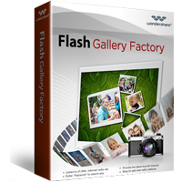 Wondershare Flash Gallery Factory Deluxe for Windows Coupon – 5%