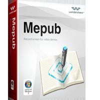 Wondershare MePub for Windows Coupon – 5%