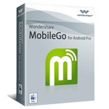 Exclusive Wondershare MobileGo for Android (Mac) Coupon