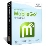 Wondershare MobileGo for Android (Windows) Coupons