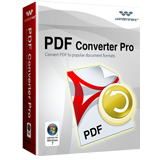 Secret Wondershare PDF Converter Pro Coupon Code