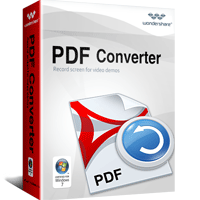 5% Off Wondershare PDF Converter for Windows (1-year license) Coupon