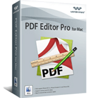 20% Off Wondershare PDF Editor Pro for Mac Coupon