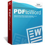 Exclusive Wondershare PDF to Word Converter Discount