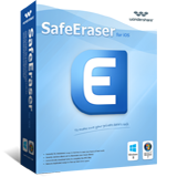 Wondershare SafeEraser Coupon