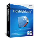 Wondershare Tidymymusic for Windows Coupon