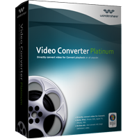 Wondershare Video Converter Platinum for Windows Coupon – 5%