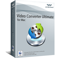 Wondershare Video Converter Ultimate for Mac Coupon Code – 5%