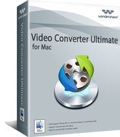 Wondershare Software Co. Ltd. Wondershare Video Converter Ultimate for Mac Coupon Code