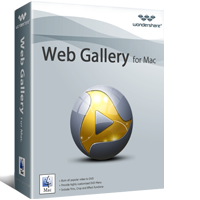 Wondershare Web Gallery for Mac Coupon Code – 5%