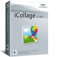 5% Wondershare iCollage for Mac Coupon Code