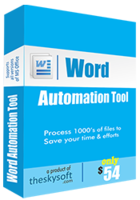 Word Automation Tool Coupon